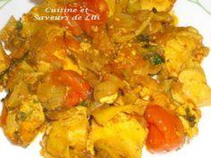 Goulash de poulet