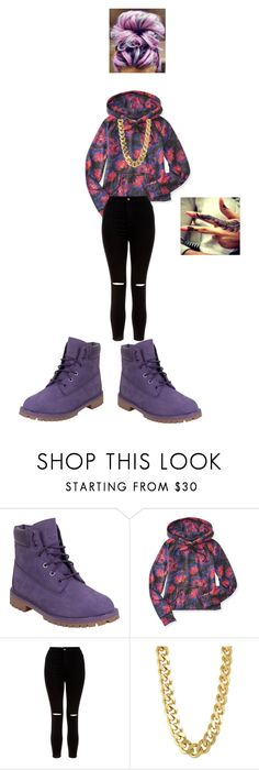 """cill day"" by fabulousgirls101 on Polyvore featuring Timberland, Aéropostale, New Look and CC SKYE"