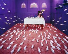 Ilusiones de 3,6 x 4,1 x 2,4 metros | EL PAÍS Young Lee - La última cena