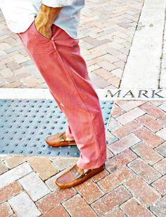 Nantucket Red Pants.  Preppy.