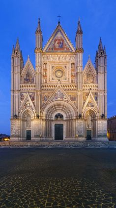 Cattedrale, Orvieto, Terni