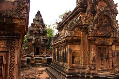 Banteay Srei temples, Cambodia