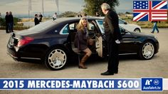2015 Mercedes-Maybach S600 V12 -  Test / Test Drive and In-Depth Review ...