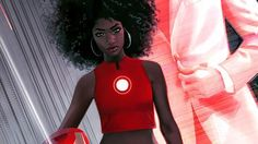 The replacement is here for the iron man. Meet the 15 year old Riri Williams.