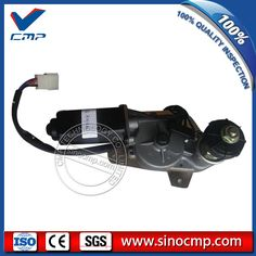Excavator wiper motor for Sumitomo SH200 A2 SH200-2