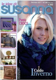image host Knitting Books, Knitting Ideas, Cross Stitch Magazines, Crochet Magazine, Book Crafts, Craft Books, Le Point, Knit Crochet, Embroidery