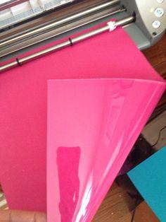 Silhouette Heat Transfer Vinyl Tips for Beginners