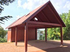 Modernes Gartenhaus für Kinderhort