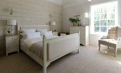 Neptune Bedroom Beds - Chichester 180cm Superking Bed With High Footboard