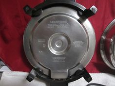 "West Bend Liquid Core Electric Skillet~VTG 11"" Stainless Steel W/ Dome Lid, USA  #WESTBEND"