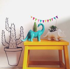Dino party! Image credit @_catwhiskers #dinosaurs #homedecor #tigerstores…