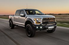 Think the 2017 Ford F-150 Raptor is just a bit too tame straight from the box? Well, see the 605 HP, 0 to 60 mph in 4.2 seconds package from Hennessey Performance of Sealy, Texas has just launched a package that will tune the truck to performance levels that were the realm of supercars not that long ago. Hennessey's initial package for the...