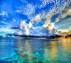 Beaches Reflect Beach Nature Sea Clouds Fantasy Life Reflection Colors Tropical Wet Sand Water Beauty Colorful Beautiful Blue Photography Sky Ocean Wallpaper Animated ~ Beaches for HD High Definition Wide Widescreen WUXGA WXG Beautiful Sky, Beautiful World, Beautiful Images, Beautiful Scenery, Simply Beautiful, Natural Scenery, Beautiful Morning, Absolutely Stunning, Foto Portrait