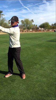 "Gravity Golf - ""Heave"" by Daniel Lee in La Quinta - California"