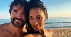 """Nicole Scherzinger is """"infatuated"""" with her boyfriend Thom Evans.  The Pussycat Dolls star began her romance with the former rugby star after they met in late 2019 when he competed on 'The X Factor: Celebrity', where Nicole was on the judging panel..."""