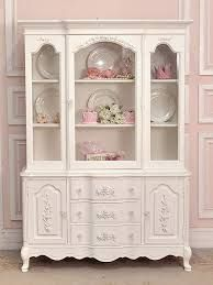 shabby chic china cabinet - Google Search