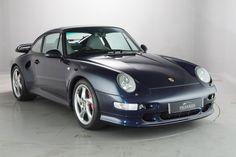 PORSCHE 911 (993) CARRERA 4S COUPE (1996 / P PLATE)
