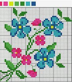 Brilliant Cross Stitch Embroidery Tips Ideas. Mesmerizing Cross Stitch Embroidery Tips Ideas. Cross Stitch Tree, Simple Cross Stitch, Beaded Cross Stitch, Cross Stitch Borders, Modern Cross Stitch Patterns, Cross Stitch Flowers, Cross Stitch Designs, Cross Stitching, Learn Embroidery