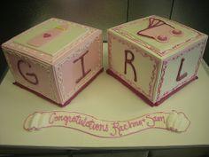 http://cakedecoratingcoursesonline.com/cake-decorating/ Baby Shower Baby Blocks (118). #Baby #Shower #Cake #Design - Join Unique #Online Cake #Decorating #Courses on http://cakedecoratingcoursesonline.com now!