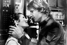 Contrast this to Han Solo and how he talks to Leia in Episodes V and VI. Yes, he spends most of The Empire Strikes Back trying to get Leia to admit she ...