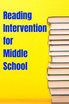 4 Awesome Middle School Reading Resources - Adventures in Inclusion