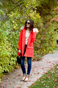 Layered For Fall with J.Crew... #jcrewalways