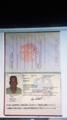 Ausweise und Reisepässe Passport Card, Passport Online, Cards, Driver's License, Certificate, Communication, Touch, Easy, Passport