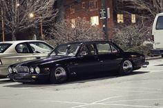 Jaguar XJ6 Jag life..