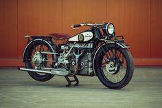 1927 WINDHOFF 750 - MOTORWORLD BY V. SHEYANOV - PIPEBURN