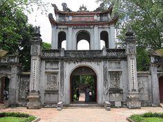 Quan Thanh temple, Hanoi
