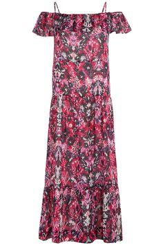 Iro - Printed Cotton Blend Dress