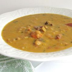 Hungarian Bean Soup Recipe - Bab Leves: Hungarian Bean Soup or Bab Leves