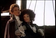 "Jane Seymour and Anthony Andrews in ""The Scarlet Pimpernel"" one of the greatest movies EVER!"