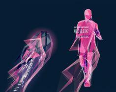 Nike Data Experiment on Behance