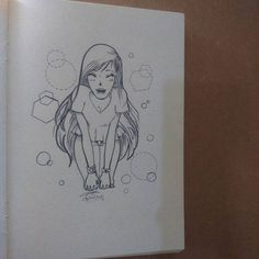 Day 15 By Chagas Ilustrações/Luciana Chagas #inktober2go #inktober #inktober2015