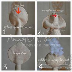 Gallery.ru / Фото #31 - шьем :: куклы 2 - semynova