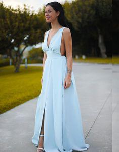 462ea3b773 Este vestido nos encanta por que es ideal para poder llevar en tu próxima  boda de