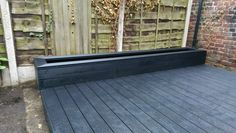 1000 images about decking on pinterest composite for Composite decking wickes