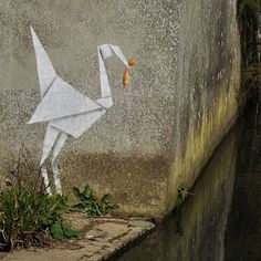 Banksy's Graffiti, Animated