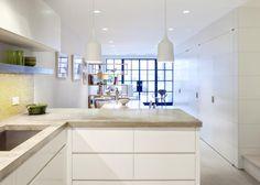 Rehab Diaries: An Artist's NYC Kitchen Renovation : Remodelista