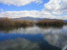 Ονειρικό σκηνικό στις Πρέσπες  http://magdax.blogspot.gr/2013/04/prespes-greece.html