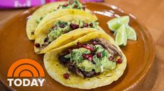 Pomegranate Short Ribs And Guacamole Tacos: Try Pati Jinich's Recipe | T...