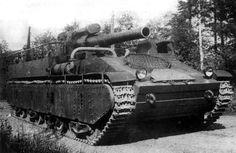 SU-14 w/B-4 8in howitzer (pre-1936) | Flickr - Photo Sharing!