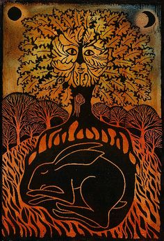 Green Man  by Ian McCulloch                                                                                                                                                                                 More