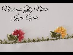 will love the ease and beauty of a great needle lace . Crochet Flower Tutorial, Crochet Flowers, Photo Prop, Chevron, Needle Lace, Quilling Jewelry, Doilies, Diy And Crafts, Place Card Holders