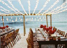 luces boda en isla mujeres