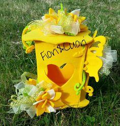 Easter time...lanterne in feltro