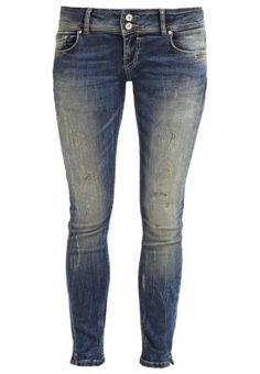 GEORGET - Slim fit jeans - arvilla wash
