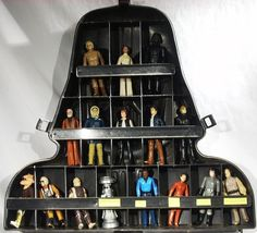 """Vintage Darth Vader Case. ('Cause calling something from my childhood """"vintage"""", doesn't make feel old at all.)  :/"""