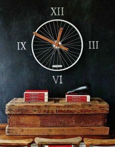 upcycling ideeeen - oude fietswielen 5.